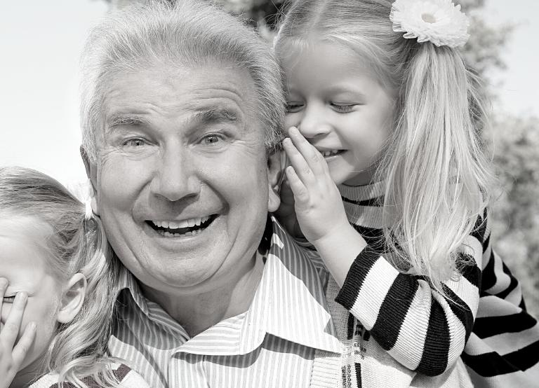 Per, da e con i nonni